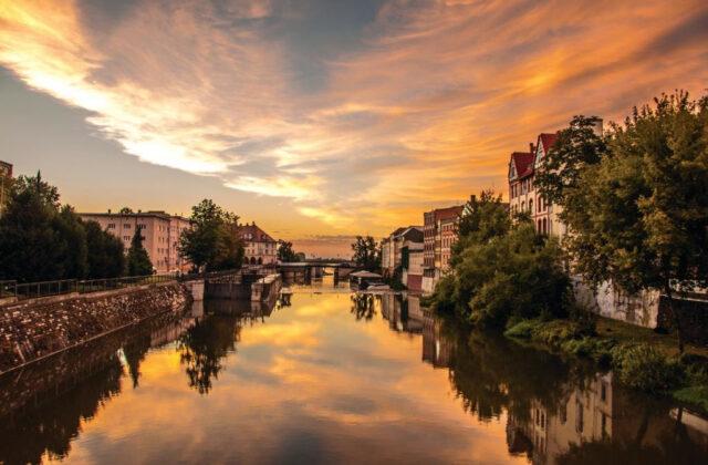 Opolska Wenecja -Opole