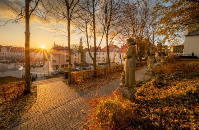 Opole - Wzgórze Uniwersyteckie