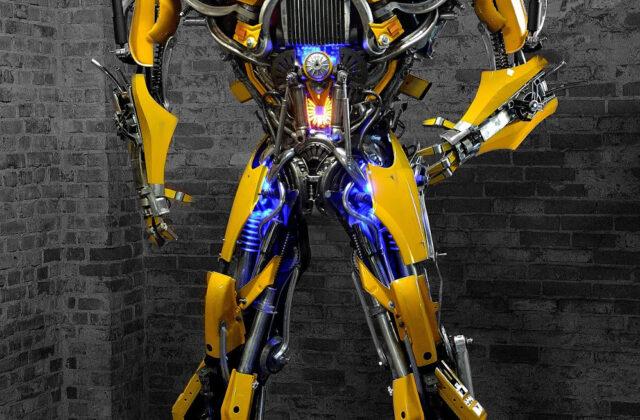 Robot - - Fabryka robotów Moszna