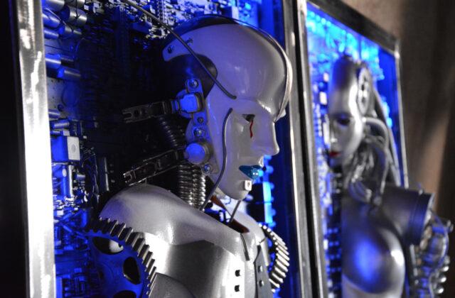 Robot - Fabryka robotów Moszna
