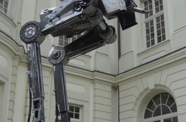 Gwiezdne wojny - Fabryka robotów Moszna