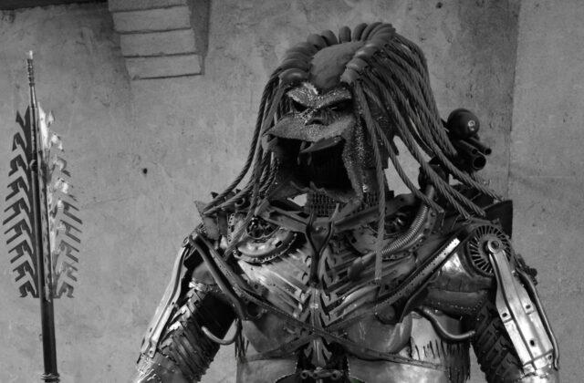 Predator - Fabryka robotów Moszna