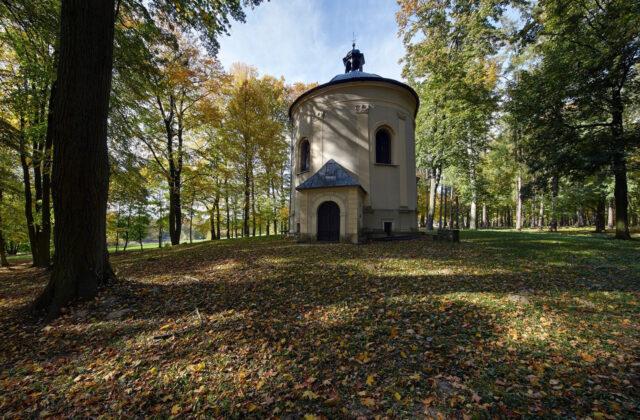 Góra Św. Anny kapliczka