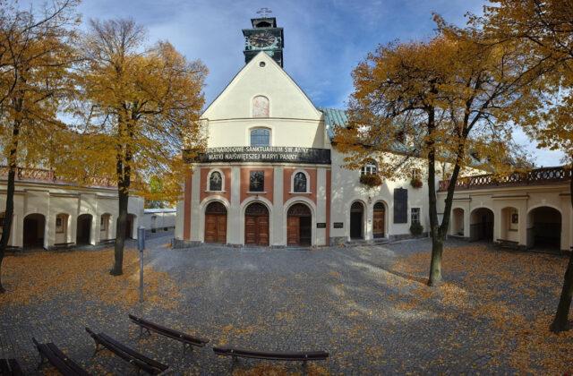 Sanktuarium na Górze Świętej Anny