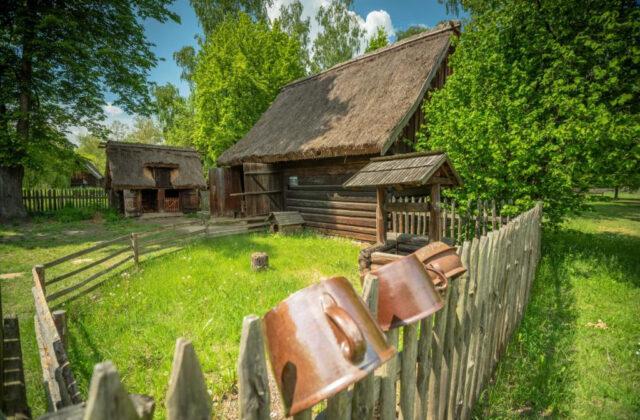 Muzeum Wsi Opolskiej Bierkowice - Chata
