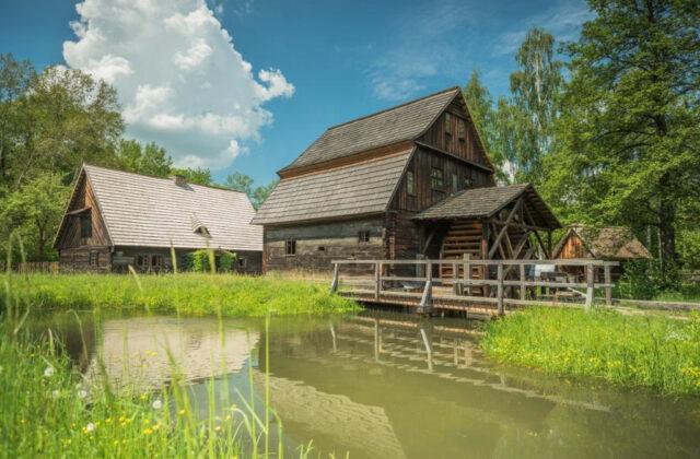 Muzeum Wsi Opolskiej Bierkowice - - Chata