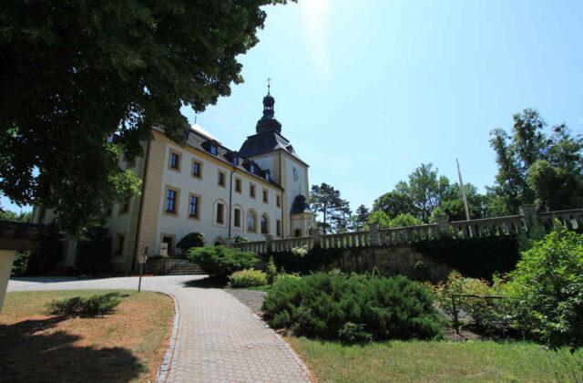 pałac kamień śląski