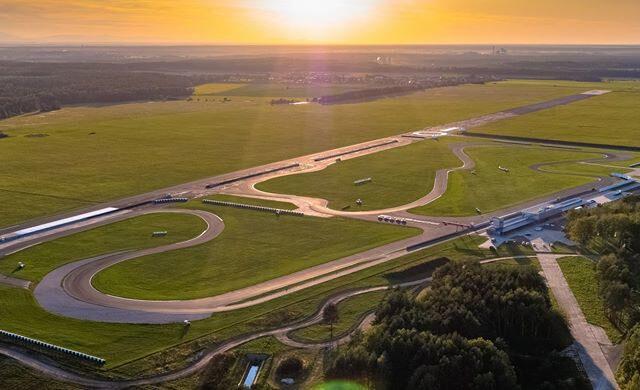 Silesia Ring tor wyścigowy Kamieniec