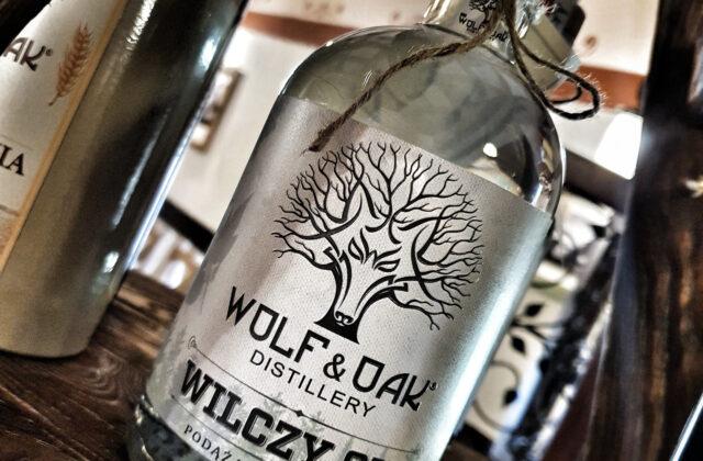 Wolf & Oak - Wilczy Gin