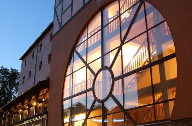 hotel krapkowice Zamkowy Młyn