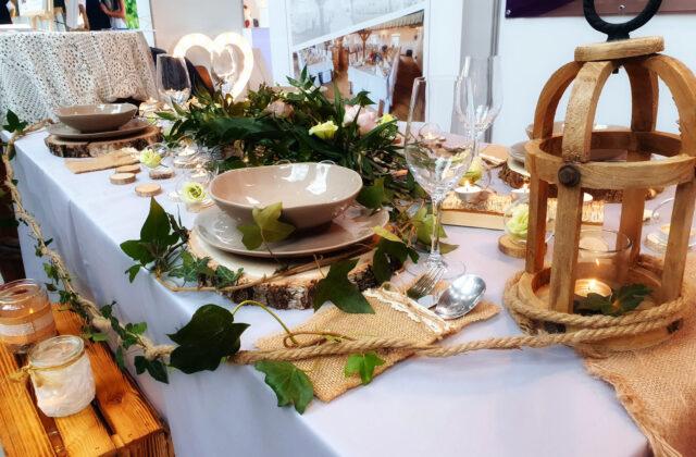 stół sala weselna