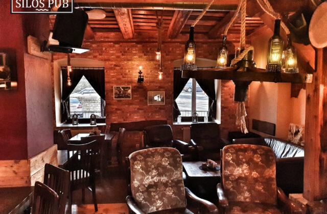 Silos Pub Krapkowice