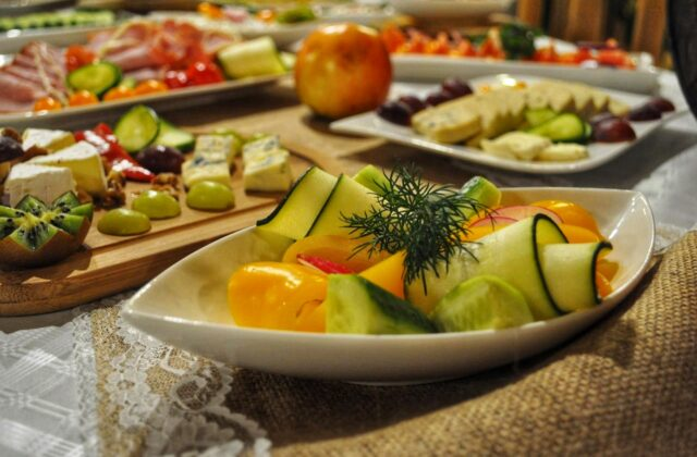 Śniadanie w Hotelu Zamkowy Młyn