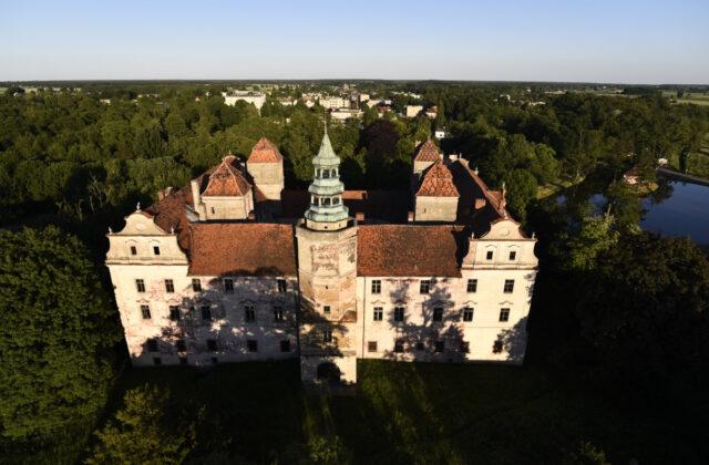 Zamek Niemodlin