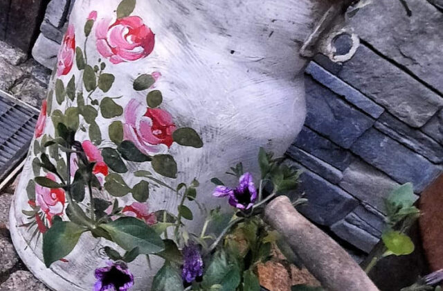 ozdoby ogródek Zamkowy Młyn