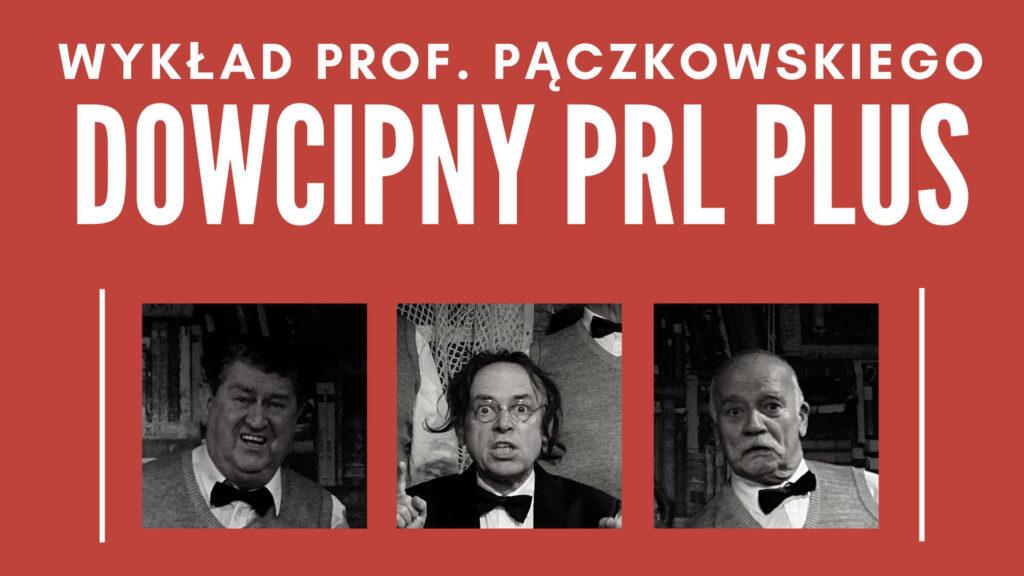 Dowcipny PRL Plus - Teatr EkoStudio