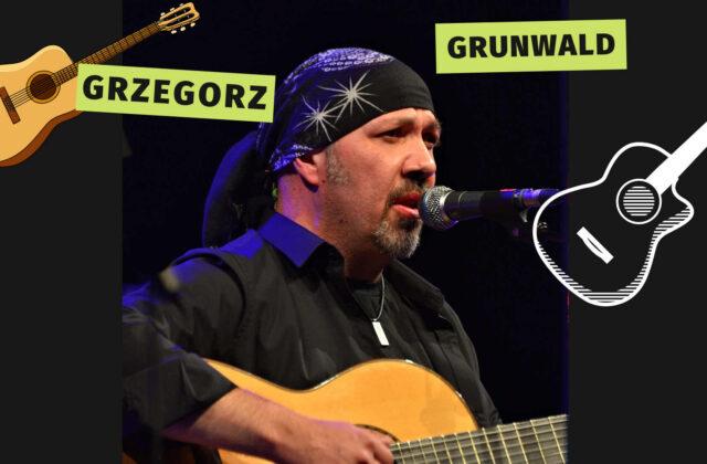 Koncert Grzegorz Grunwald Zamkowy Młyn Krapkowice